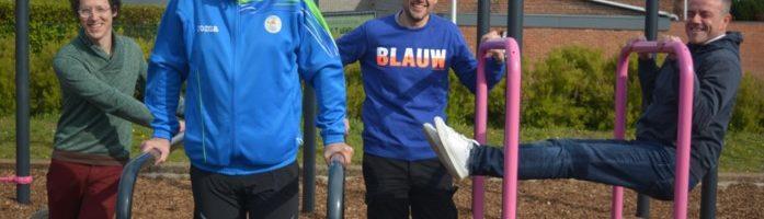 Eerste Force fitpark opent in Laarne aan Kruisen – Kouter
